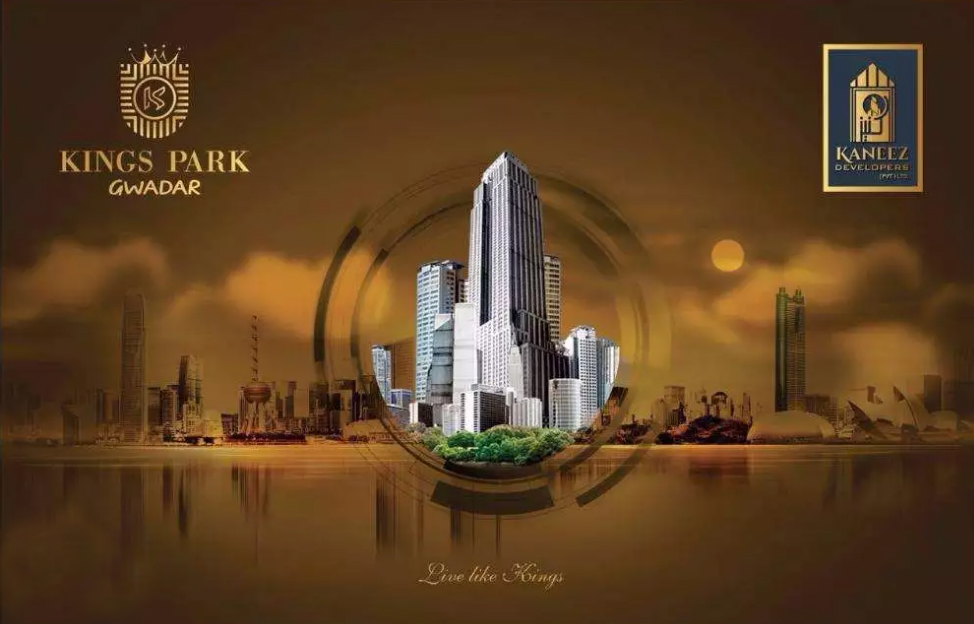 Kings park gwadar a category discounted rates available