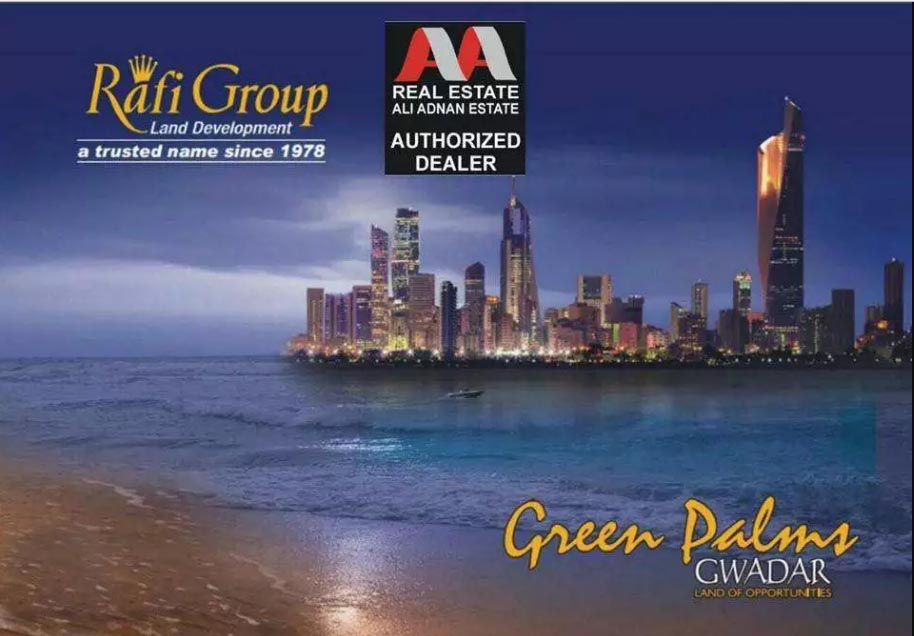 Green Plams Gwadar