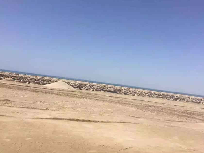 250 acres Open land available in Paleeri Gharbi-Gwadar