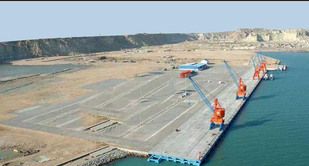 100sq yard Plot available for.sale in Al Noor cargo City gwadar