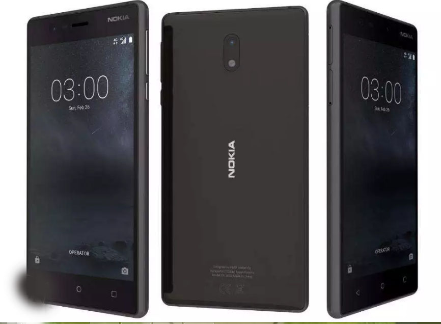 Nokia 3 Brand New Official Local Warranty Cash On Delivery Free