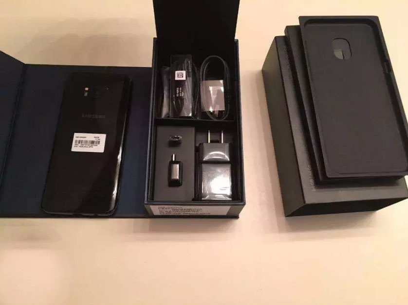Samsung Galaxy S8 64GB Black in Box