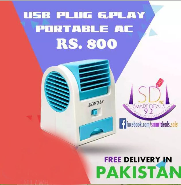 USB AC Free Delivery