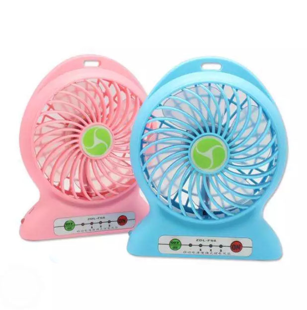 Power Bank One Hour Fan Backup,Light,Mobile Charger Free Delivery