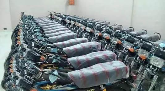 New china bikes