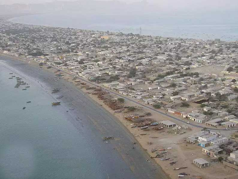 5 marla residential plot in GWADAR