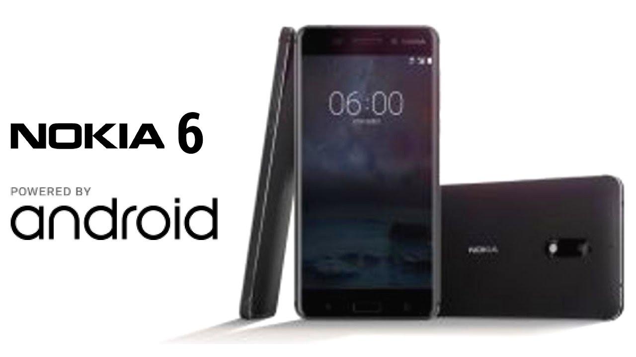 Nokia 6 tanveer 2017