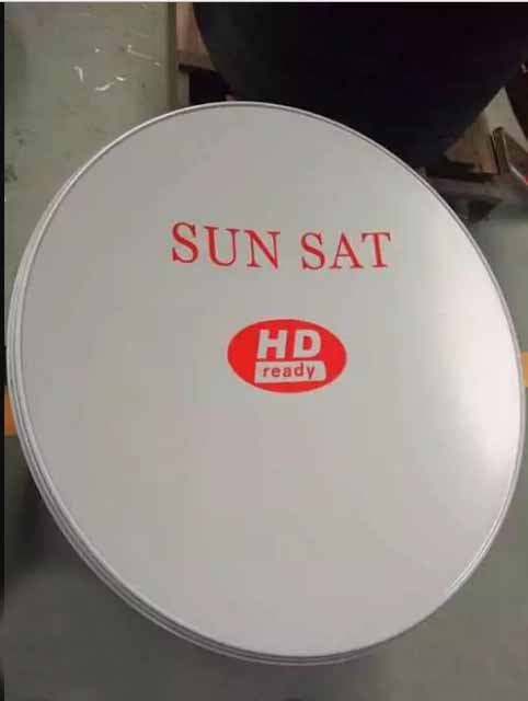 Re active dish TV recharge