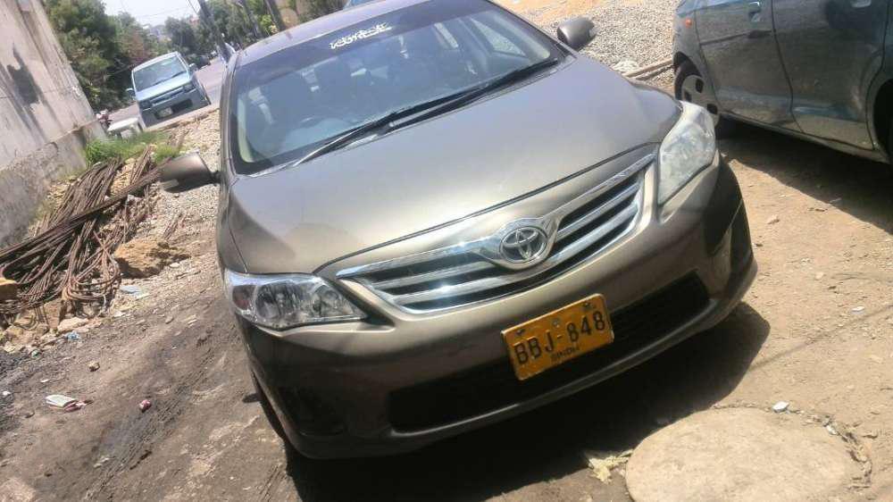 Toyota corola GLI