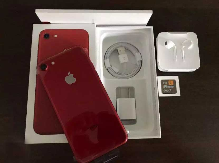 Apple iPhone 7 128GB Red Factory Unlocked