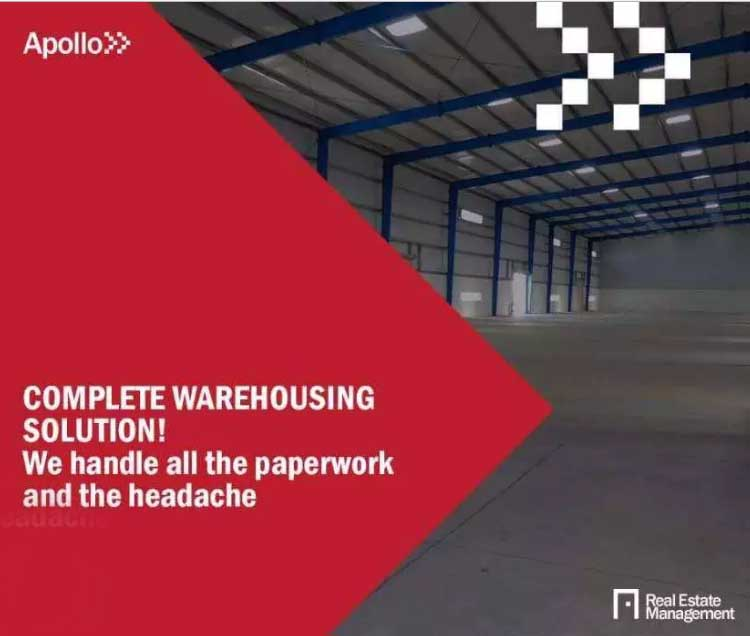 Plots Available For Warehouse In Gwadar