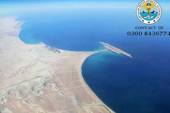 2 Acers Open Land Available For_Sale In Mouza Chukain Gwadar