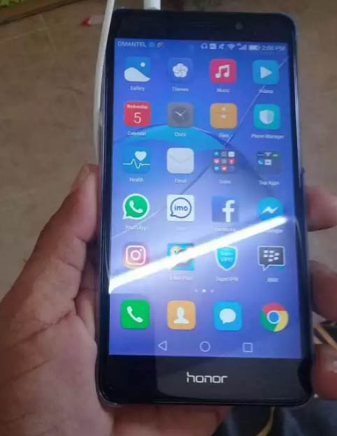 New HUAWEI honor 6x