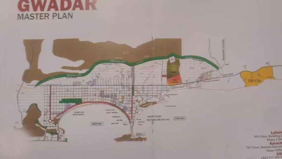 Open Land Available In Gwadar For Best Investment