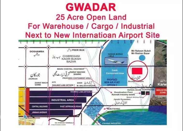 Gwadar Advisors co.