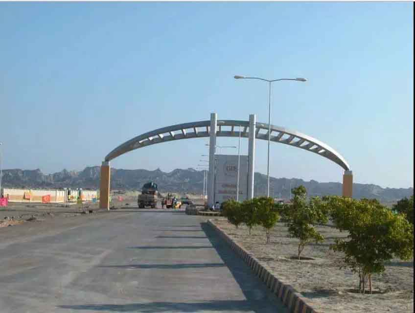 Gawadar Industrial Zone 1 Acre Plot