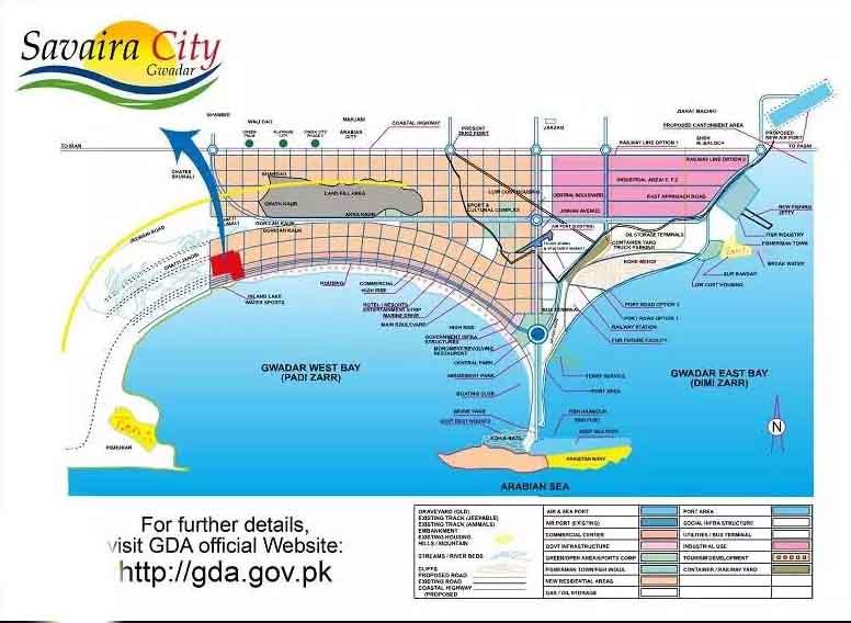 Savaira City Gwadar Athars Marketing Network Karachi