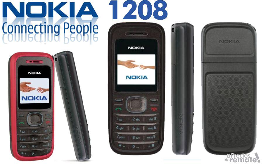 Brand new Nokia 1208