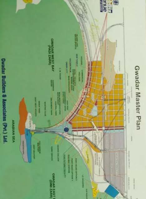Gwader commercial plots