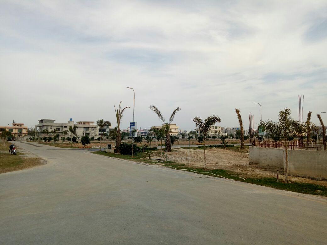 5 Marla Plot For Sale In Hamdan Life Society Lahore