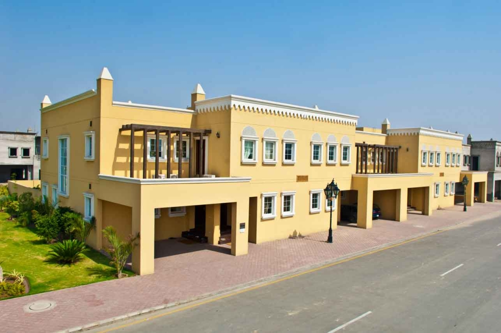 5 Marla Plot For Sale In Eastern Dist Bahria Orchard Phase 1