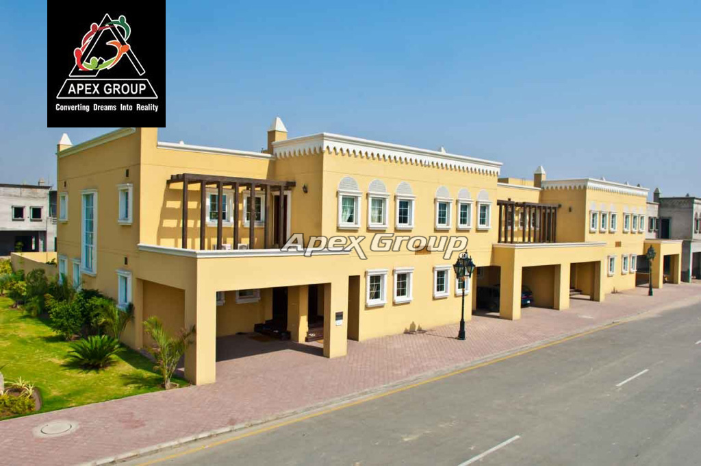 5 Marla Plot For Sale In Bahria Orchard Lahore