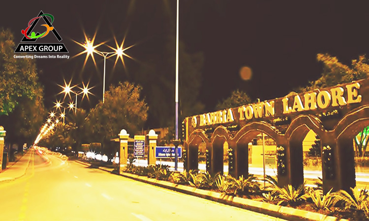1 Kanal Plot For Sale In Tipu Sultan Block Bharia Town Lahore
