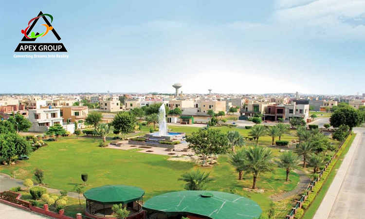 1 Kanal Plot For Sale In Bahria Town Lahore