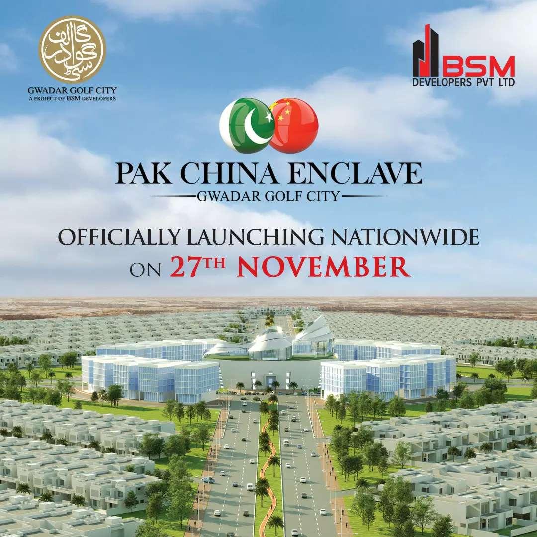 Pak China Enclave