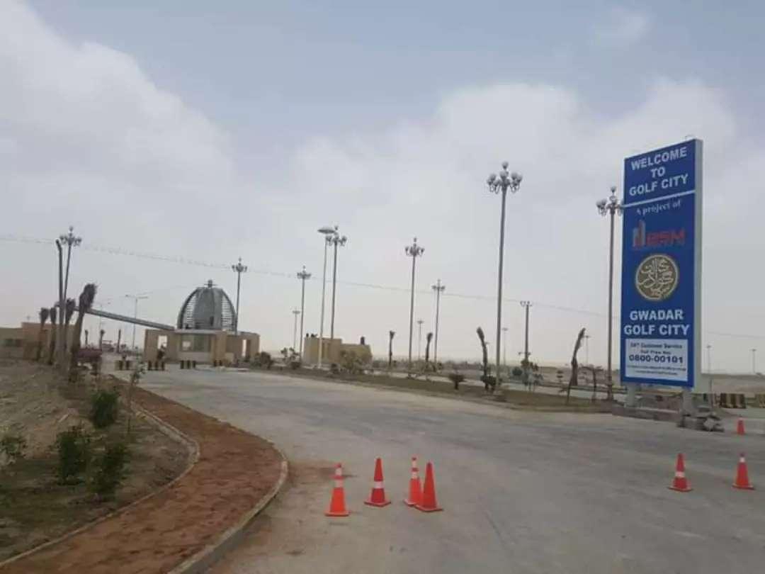 Gawadar Golf City