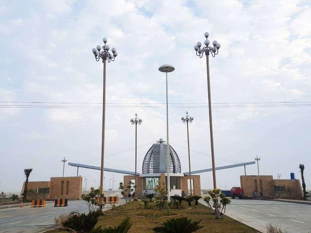 1 Kanal plot in Pak China Enclave Gwadar Golf City