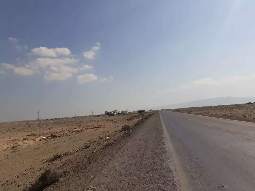 Gwadar moza gorandani 27 acres front