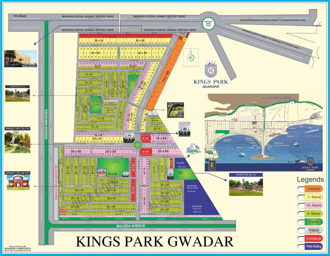 Kings Park Gwadar