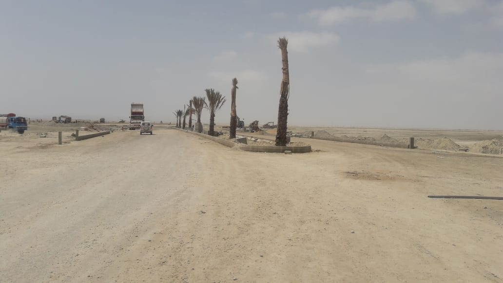5 Marla Residential Plot in Gwadar Golf City on Installments