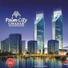 5 Marla commercial plot for sale in palm city gwadar