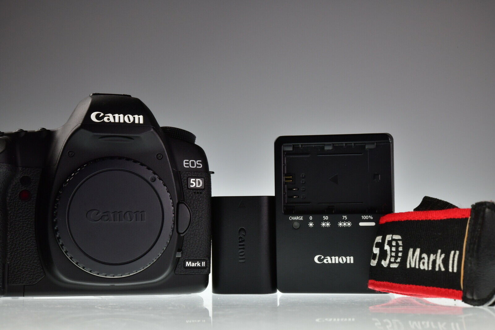 Canon EOS 5D Mark II 21.1MP Digital Camera