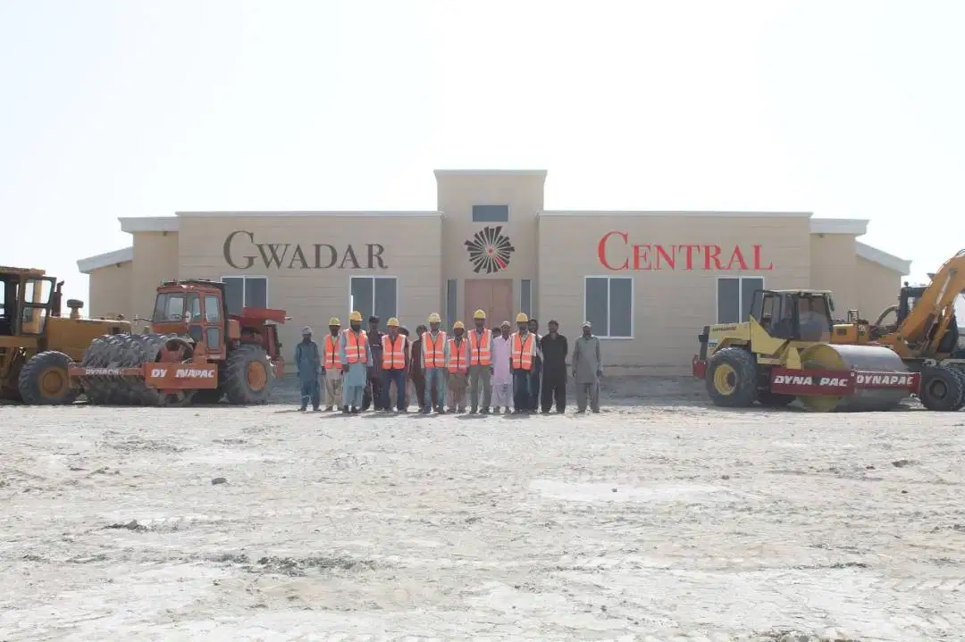 Gwadar Central 4 Marla commercial plot