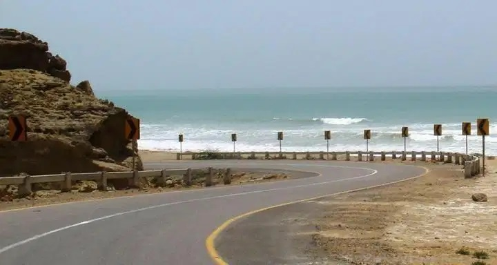 Residencial plot at gwadar city
