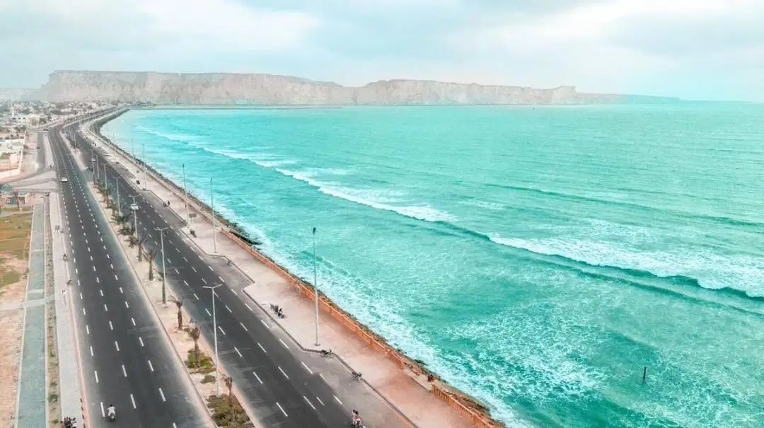 05 Marla Canadian City Gwadar Full Paid Residential Plot