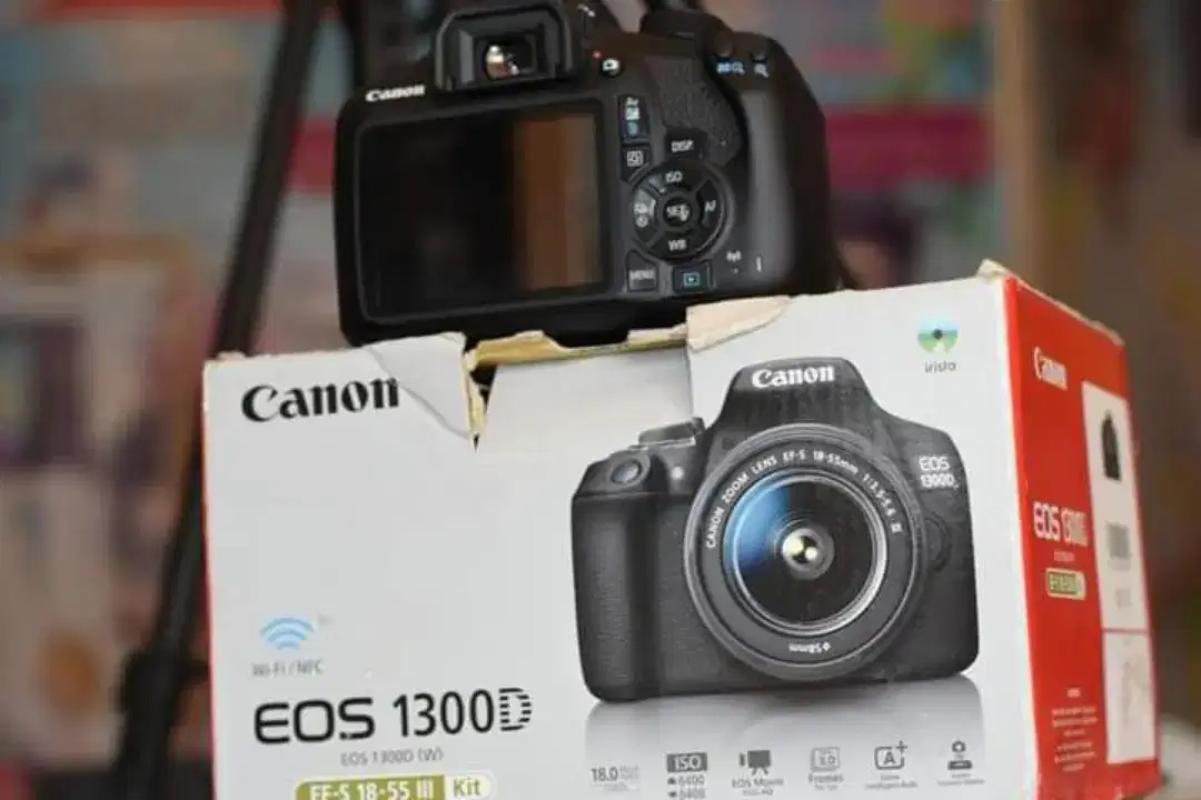 Canon EOS 1300D for sale